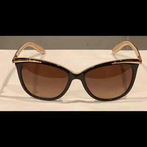 Woman's cat eye Ralph Lauren sunglasses